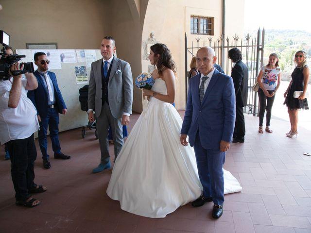 Il matrimonio di Antonio e Veronica a Lastra a Signa, Firenze 122