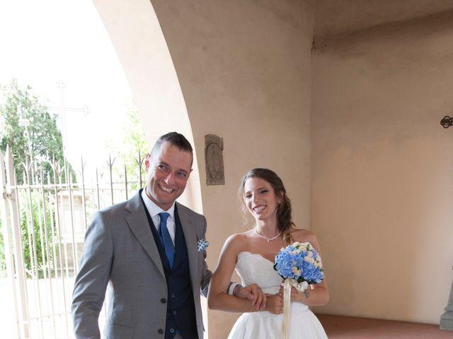 Il matrimonio di Antonio e Veronica a Lastra a Signa, Firenze 127