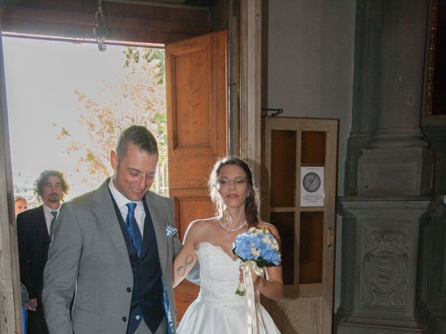 Il matrimonio di Antonio e Veronica a Lastra a Signa, Firenze 130
