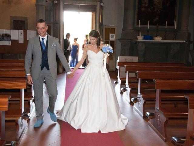 Il matrimonio di Antonio e Veronica a Lastra a Signa, Firenze 132