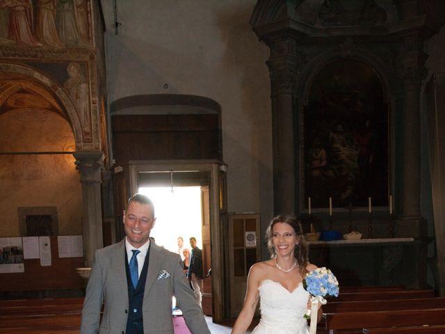 Il matrimonio di Antonio e Veronica a Lastra a Signa, Firenze 133