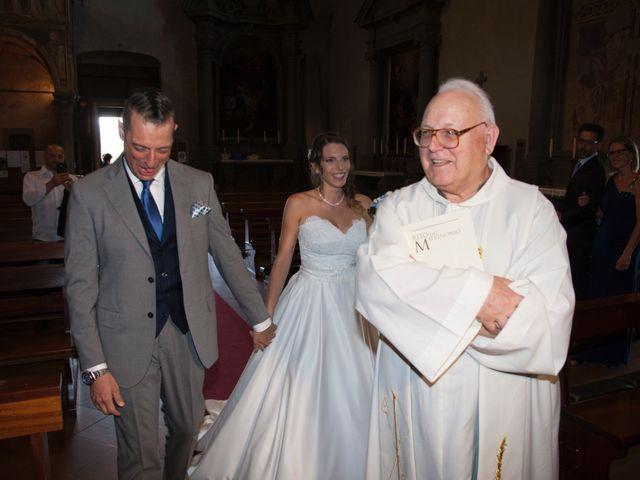 Il matrimonio di Antonio e Veronica a Lastra a Signa, Firenze 135