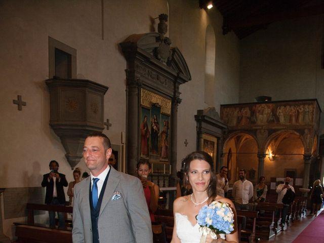 Il matrimonio di Antonio e Veronica a Lastra a Signa, Firenze 136