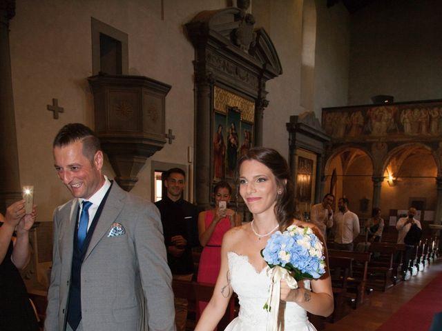 Il matrimonio di Antonio e Veronica a Lastra a Signa, Firenze 137