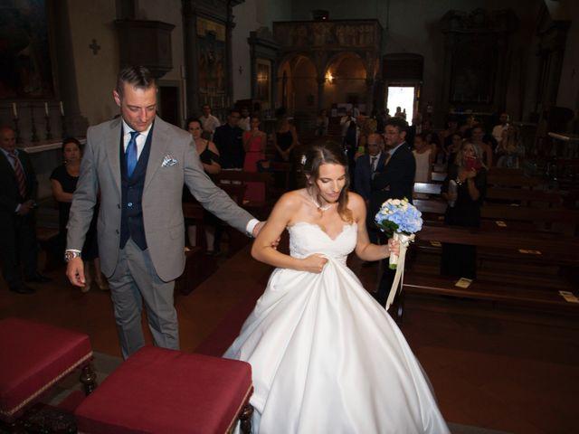 Il matrimonio di Antonio e Veronica a Lastra a Signa, Firenze 138