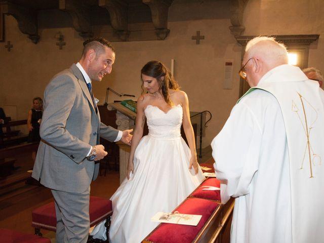 Il matrimonio di Antonio e Veronica a Lastra a Signa, Firenze 140