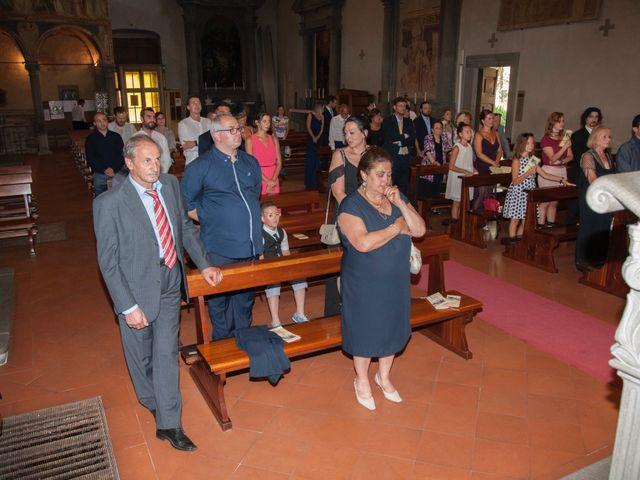 Il matrimonio di Antonio e Veronica a Lastra a Signa, Firenze 146