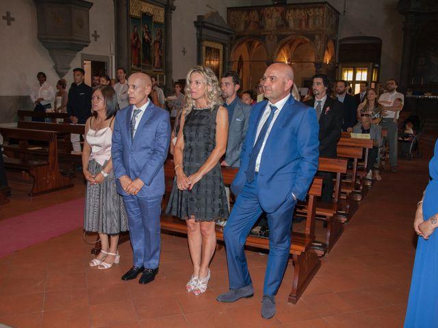 Il matrimonio di Antonio e Veronica a Lastra a Signa, Firenze 147
