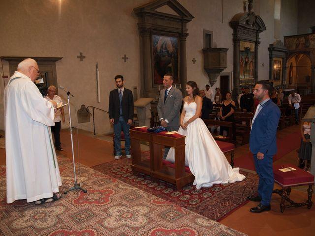 Il matrimonio di Antonio e Veronica a Lastra a Signa, Firenze 149