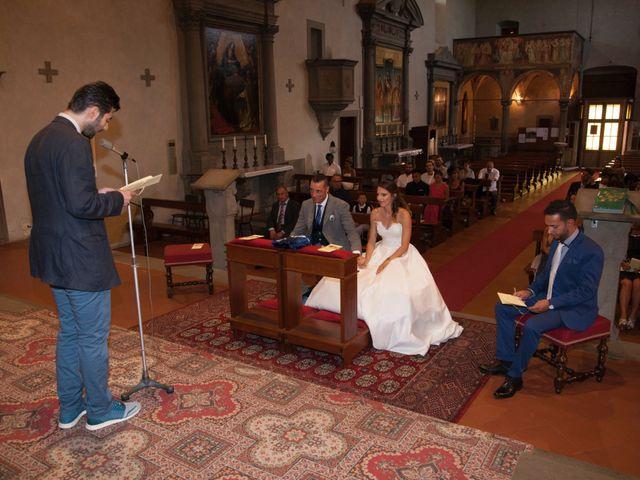 Il matrimonio di Antonio e Veronica a Lastra a Signa, Firenze 154