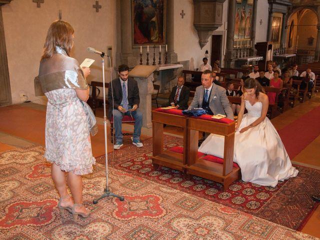 Il matrimonio di Antonio e Veronica a Lastra a Signa, Firenze 156