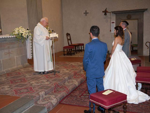Il matrimonio di Antonio e Veronica a Lastra a Signa, Firenze 158