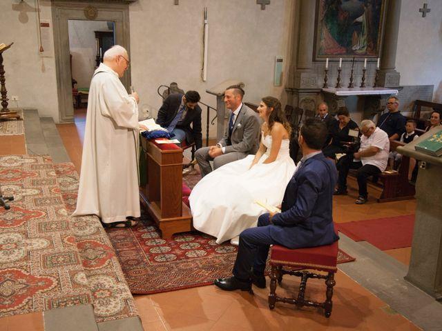 Il matrimonio di Antonio e Veronica a Lastra a Signa, Firenze 159
