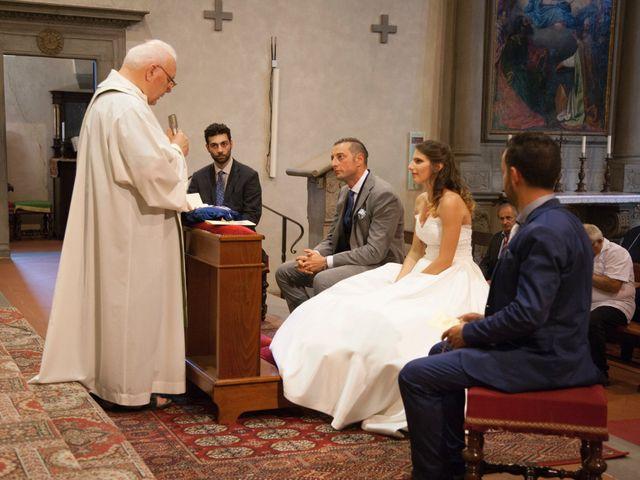 Il matrimonio di Antonio e Veronica a Lastra a Signa, Firenze 160