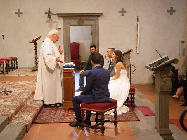 Il matrimonio di Antonio e Veronica a Lastra a Signa, Firenze 161