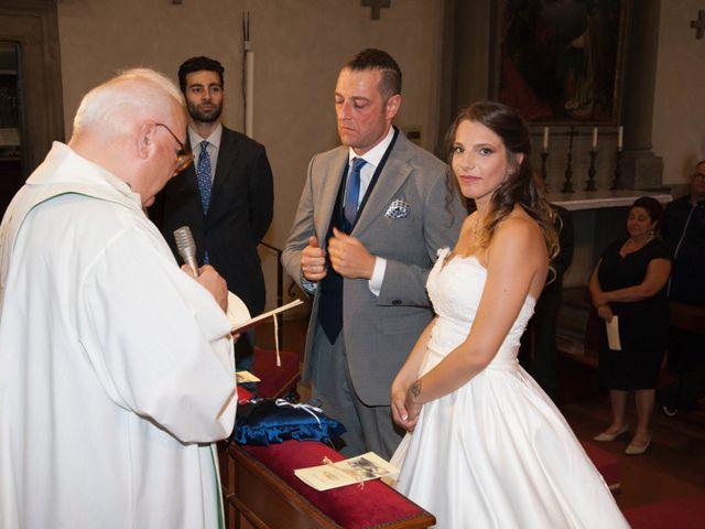 Il matrimonio di Antonio e Veronica a Lastra a Signa, Firenze 163