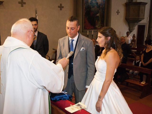 Il matrimonio di Antonio e Veronica a Lastra a Signa, Firenze 165