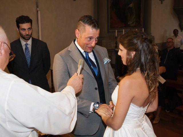 Il matrimonio di Antonio e Veronica a Lastra a Signa, Firenze 168