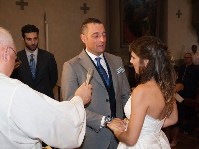 Il matrimonio di Antonio e Veronica a Lastra a Signa, Firenze 169