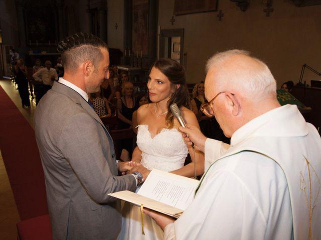 Il matrimonio di Antonio e Veronica a Lastra a Signa, Firenze 171