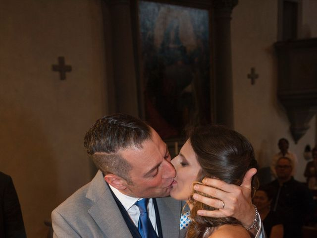 Il matrimonio di Antonio e Veronica a Lastra a Signa, Firenze 185