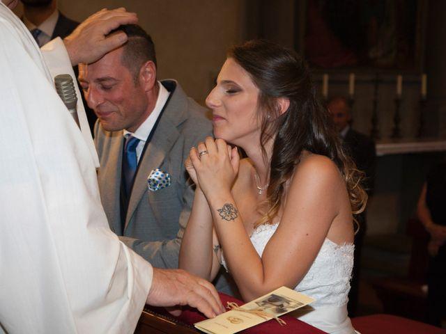 Il matrimonio di Antonio e Veronica a Lastra a Signa, Firenze 188