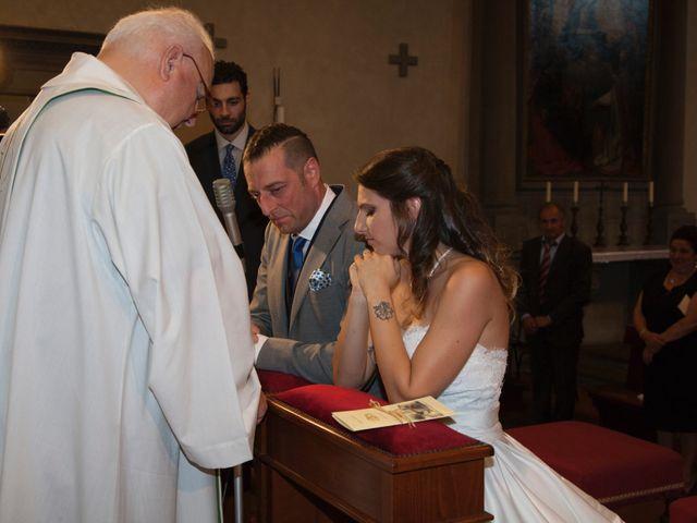 Il matrimonio di Antonio e Veronica a Lastra a Signa, Firenze 189