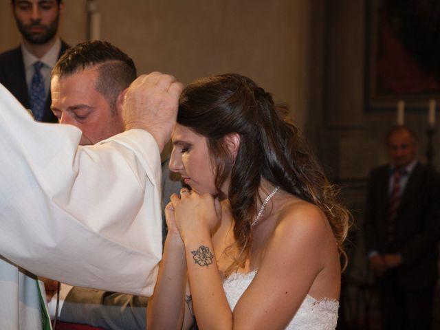 Il matrimonio di Antonio e Veronica a Lastra a Signa, Firenze 190