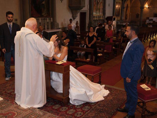 Il matrimonio di Antonio e Veronica a Lastra a Signa, Firenze 193