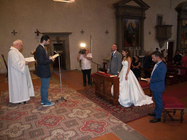 Il matrimonio di Antonio e Veronica a Lastra a Signa, Firenze 196