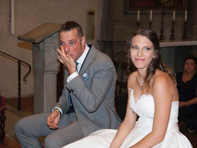 Il matrimonio di Antonio e Veronica a Lastra a Signa, Firenze 199