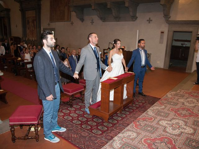 Il matrimonio di Antonio e Veronica a Lastra a Signa, Firenze 200
