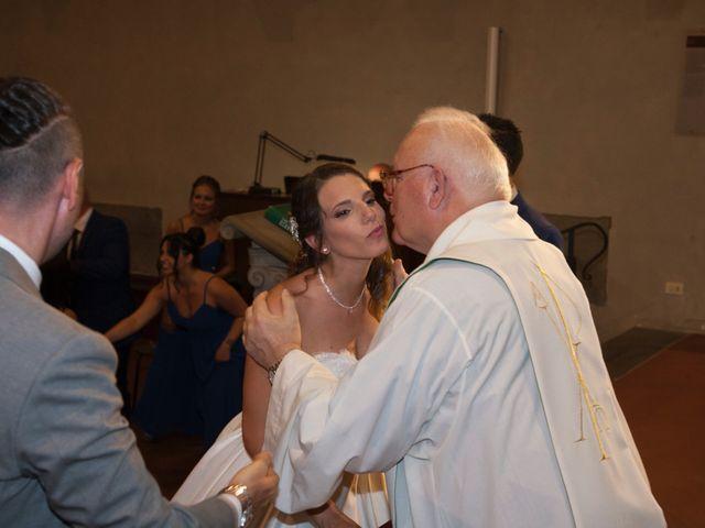 Il matrimonio di Antonio e Veronica a Lastra a Signa, Firenze 206