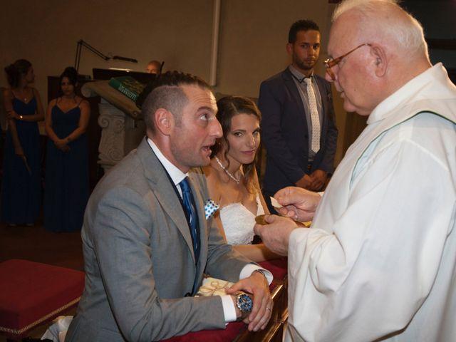 Il matrimonio di Antonio e Veronica a Lastra a Signa, Firenze 211