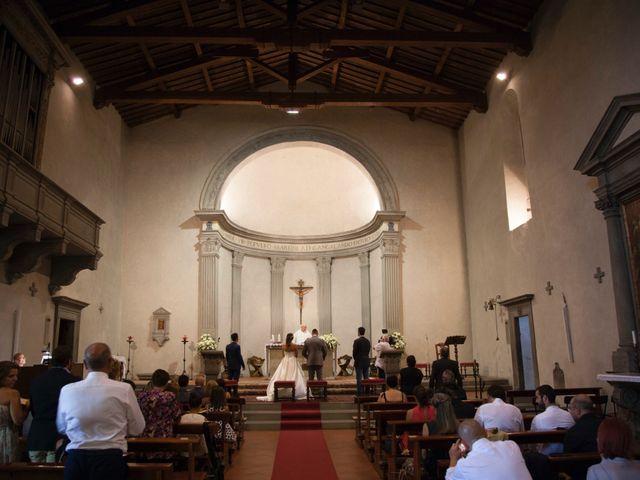 Il matrimonio di Antonio e Veronica a Lastra a Signa, Firenze 225