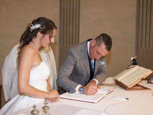 Il matrimonio di Antonio e Veronica a Lastra a Signa, Firenze 231
