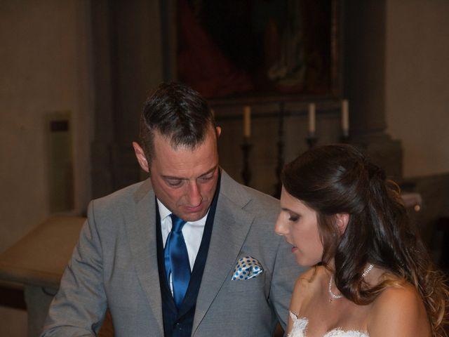 Il matrimonio di Antonio e Veronica a Lastra a Signa, Firenze 243