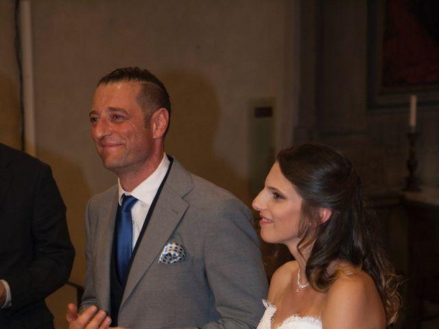 Il matrimonio di Antonio e Veronica a Lastra a Signa, Firenze 245