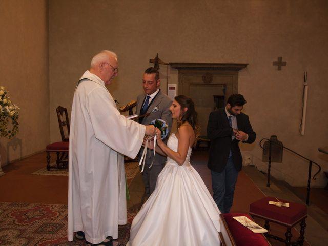 Il matrimonio di Antonio e Veronica a Lastra a Signa, Firenze 247