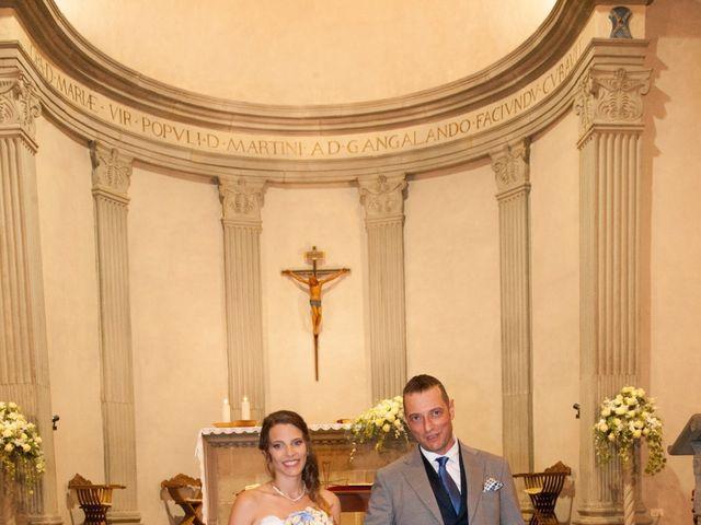 Il matrimonio di Antonio e Veronica a Lastra a Signa, Firenze 255