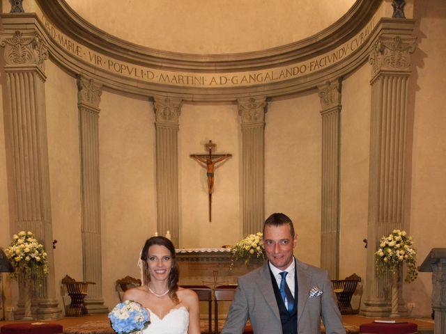 Il matrimonio di Antonio e Veronica a Lastra a Signa, Firenze 256