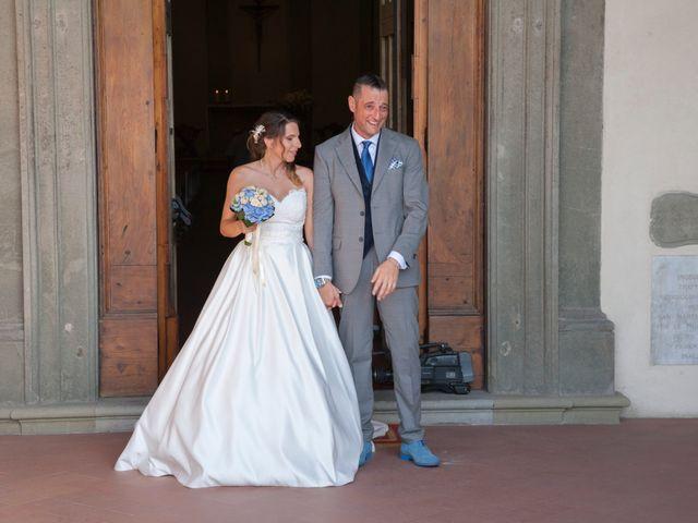 Il matrimonio di Antonio e Veronica a Lastra a Signa, Firenze 260