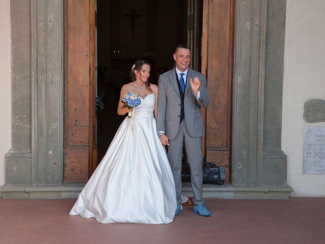 Il matrimonio di Antonio e Veronica a Lastra a Signa, Firenze 261
