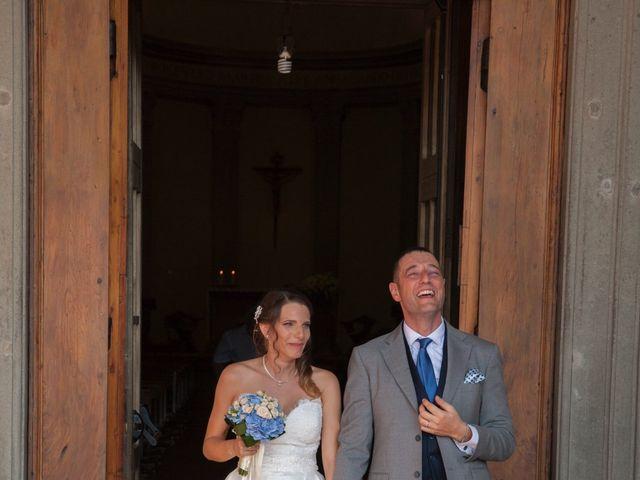 Il matrimonio di Antonio e Veronica a Lastra a Signa, Firenze 262