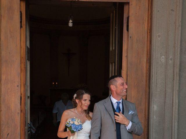 Il matrimonio di Antonio e Veronica a Lastra a Signa, Firenze 263