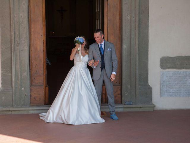 Il matrimonio di Antonio e Veronica a Lastra a Signa, Firenze 264