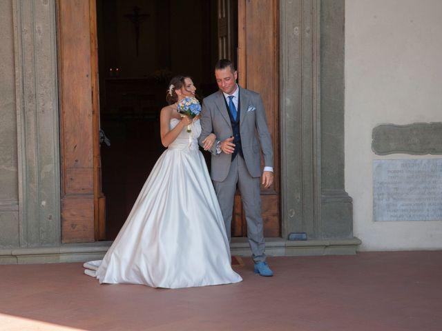 Il matrimonio di Antonio e Veronica a Lastra a Signa, Firenze 265