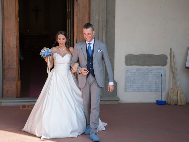 Il matrimonio di Antonio e Veronica a Lastra a Signa, Firenze 266