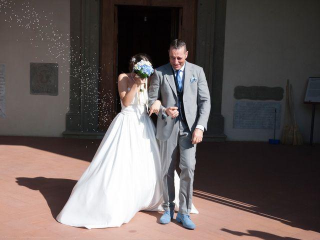 Il matrimonio di Antonio e Veronica a Lastra a Signa, Firenze 267