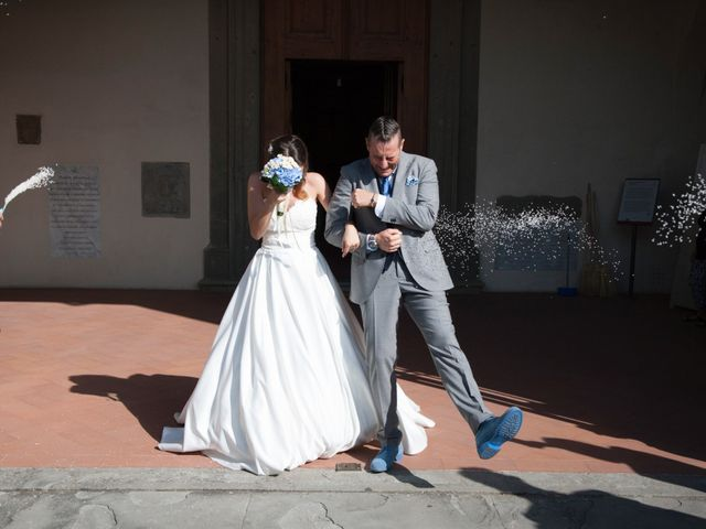 Il matrimonio di Antonio e Veronica a Lastra a Signa, Firenze 268